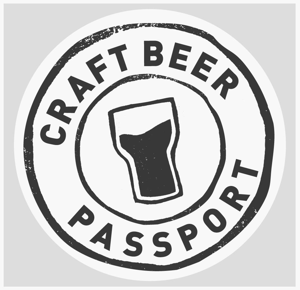 This is an image of the All Stamp Craft Beer Passport Plan Logo.