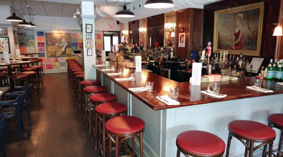 This is an image of Brooklyn Tavern from the Craft Beer Passport website. Get a $2 craft beer here using the Craft Beer Passport app!