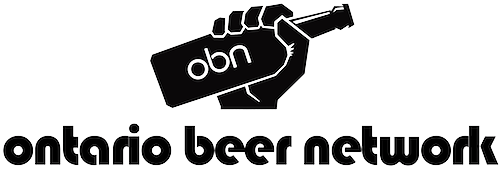 This is an image of the Ontario Beer Network Logo. Get a $2 craft beer using the Craft Beer Passport app!