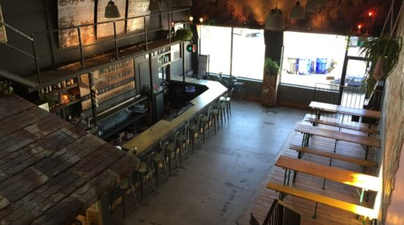 This is an image of The Greater Good bar on the Craft Beer Passport website. Get a $2 craft beer here using the Craft Beer Passport app!