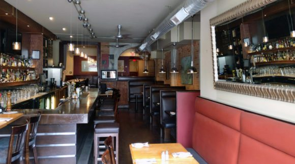 This is an image of Morgan's On The Danforth on the Craft Beer Passport website. Get a $2 craft beer here using the Craft Beer Passport app!