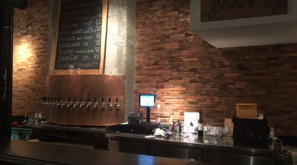 This is an image of Rorschach Brewing Co. on the Craft Beer Passport website. Get a $2 craft beer here using the Craft Beer Passport app!