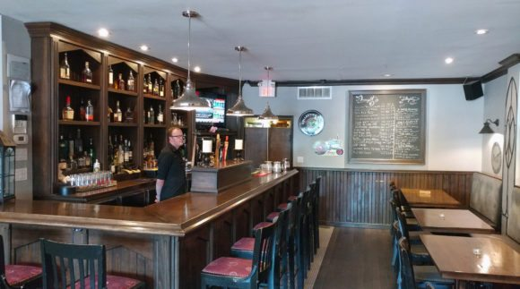 This is an image of The Monks Kettle. Get a $2 craft beer here using the Craft Beer Passport app!