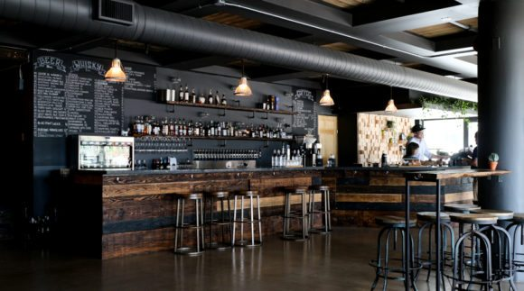 This is an image of Boxcar Social (Harbourfront). Get a $2 craft beer here using the Craft Beer Passport app!