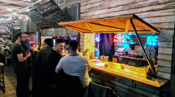 This is an image of the Bang Sue Bar bar. Get a $2 craft beer here using the Craft Beer Passport app!