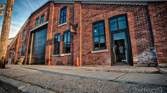 This is an image of the Shawn & Ed Brewing Co. brewery. Get a $2 craft beer here using the Craft Beer Passport app!