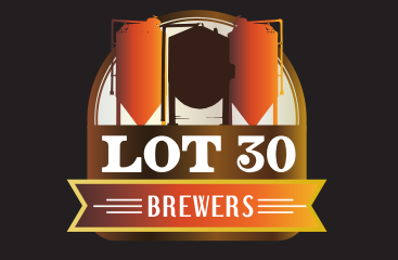 This is an image of Lot 30 Brewer's logo. Get a $2 craft beer here using the Craft Beer Passport app!