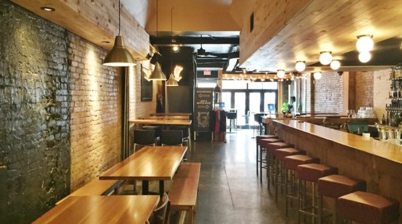 This is an image of Folly Brewpub on the Craft Beer Passport website. Get a $2 craft beer here using the Craft Beer Passport app!
