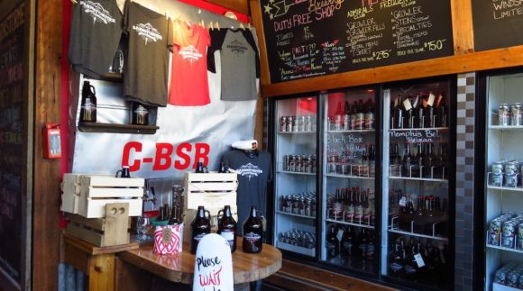 This is an image of Barnstormer Brewing on the Craft Beer Passport website. Get a $2 craft beer using the Craft Beer Passport app!