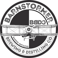 This is an image of Barnstormer Brewing Logo on the Craft Beer Passport website. Get a $2 craft beer using the Craft Beer Passport app!