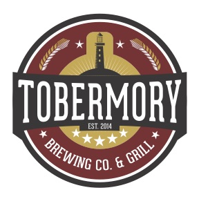 This is an image of the Tobermory Brewing logo on the Craft Beer Passport website. Get a $2 craft beer using the Craft Beer Passport app!