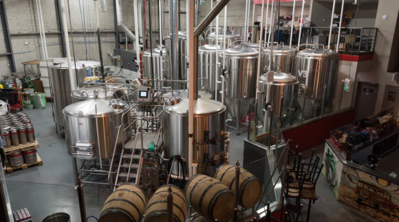 This is an image of Redline Brewhouse on the Craft Beer Passport website. Get a $2 craft beer using the Craft Beer Passport app!