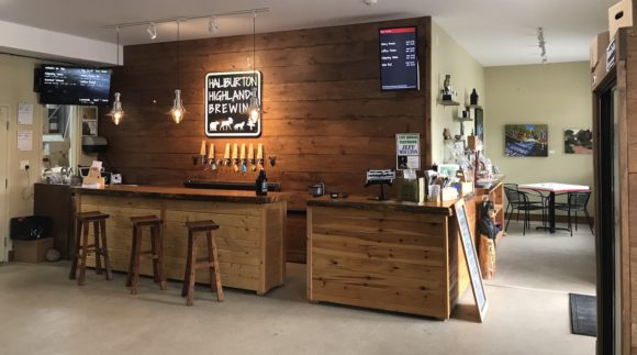 This is a photo of Haliburton Highlands Brewing. Get a $2 craft beer here with Craft Beer Passport app.