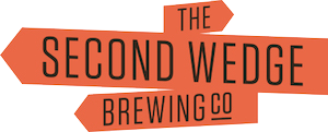 This is an image of Second Wedge's logo. Get a $2 craft beer here using the Craft Beer Passport app!