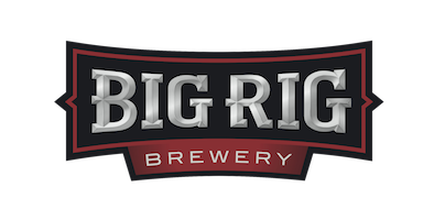 This is a photo of Big Rig Brewery's Logo. Get a $2 craft beer here with Craft Beer Passport app.