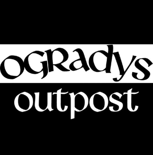 This is a photo of O'Grady's Outpost Logo. Get a $2 craft beer here with Craft Beer Passport app.