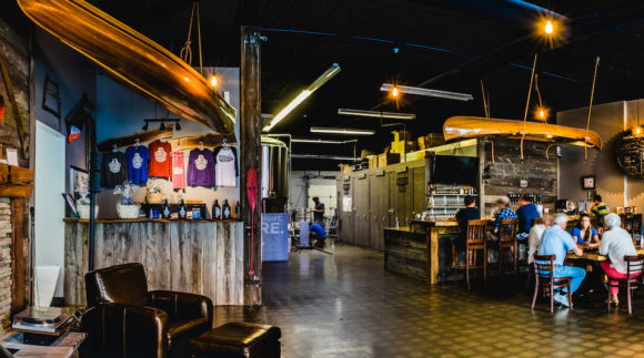 This is a photo of Upper Thames Brewing Co. Get a $2 craft beer here with Craft Beer Passport app.