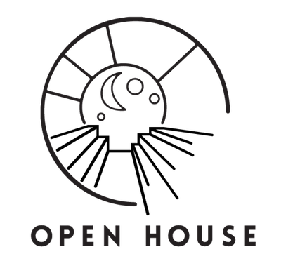 This is a photo of Open House's logo. Get a $2 craft beer here with Craft Beer Passport app.