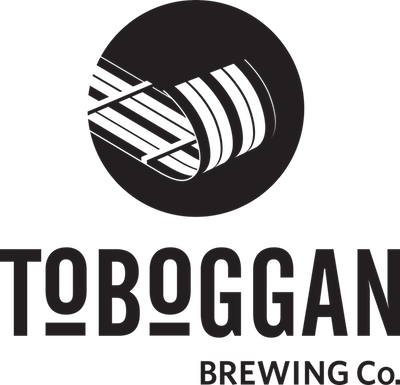 This is a photo of Toboggan Brewing's logo. Get a $2 craft beer here with Craft Beer Passport app.