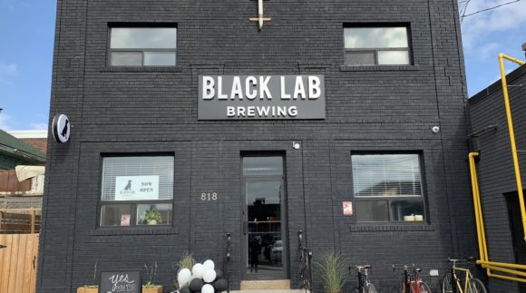 This is a photo of Black Lab Brewing. Get a $2 craft beer here with Craft Beer Passport app.