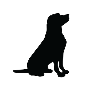 This is a photo of Black Lab Brewing's logo. Get a $2 craft beer here with Craft Beer Passport app.