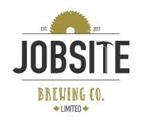 This is a photo of Jobsite Brewing's logo. Get a $2 craft beer here with Craft Beer Passport app.