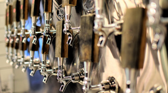 This is a photo of Nickel Brook Brewing. Get a $2 craft beer here with Craft Beer Passport app.