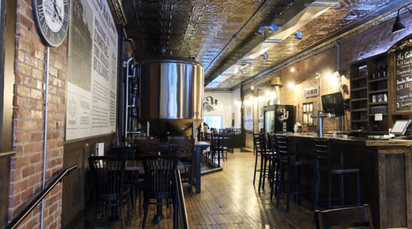 This is a photo of Herald Haus Brewing Co. Get a $2 craft beer here with Craft Beer Passport app.