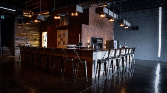 This is a photo of Overflow Brewing. Get a $2 craft beer here with Craft Beer Passport app.