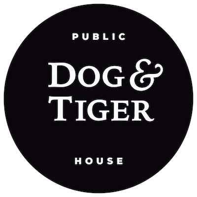 This is a photo of The Dog & Tiger's Logo. Get a $2 craft beer here with Craft Beer Passport app.