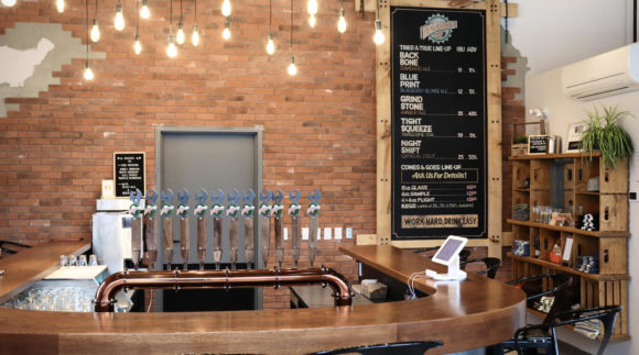 This is a photo of Broadhead Brewing Co. Get a $2 craft beer here with Craft Beer Passport app.