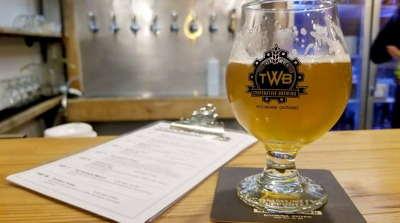 This is a photo of TWB Brewing CoOp. Get a $2 craft beer here with Craft Beer Passport app.