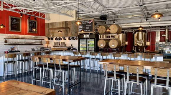 This is a photo of Calabogie Brewing. Get a $2 craft beer here with Craft Beer Passport app.