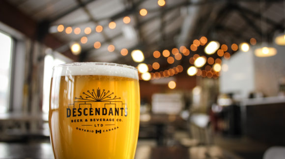 This is a photo of Descendants Beer. Get a $2 craft beer here with Craft Beer Passport app.