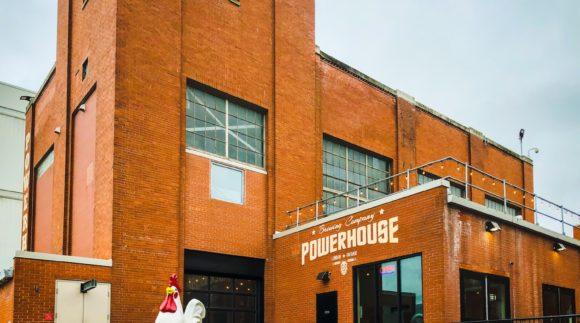 This is a photo of Powerhouse Brewing Co. Get a $2 craft beer here with Craft Beer Passport app.