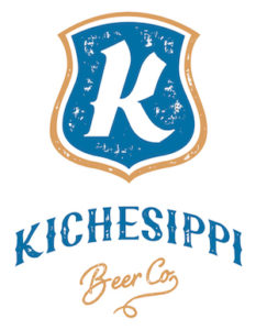 This is a photo of Kichesippi's Logo. Get a $2 craft beer here with Craft Beer Passport app.