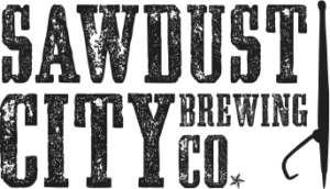 This is a photo of Sawdust City Brewing Co's Logo. Get a $2 craft beer here with Craft Beer Passport app.