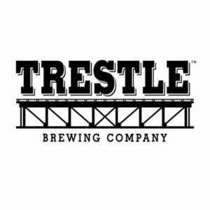 This is a photo of Trestle Brewing Co's Logo. Get a $2 craft beer here with Craft Beer Passport app.