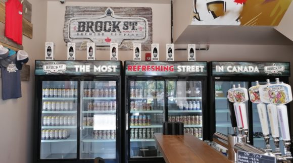 This is a photo of Brock St. Brewing Co. Get a $2 craft beer here with Craft Beer Passport app.