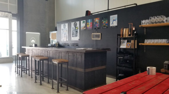 This is a photo of Little Beasts Brewing Co. Get a $2 craft beer here with Craft Beer Passport app.