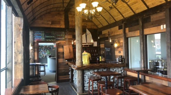This is a photo of Stonehooker Brewing Co. Get a $2 craft beer here with Craft Beer Passport app.