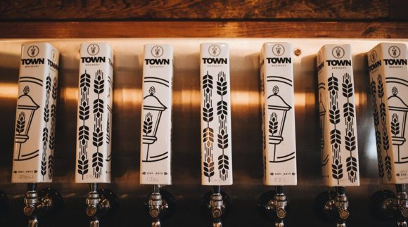 This is a photo of Town Brewery. Get a $2 craft beer here with Craft Beer Passport app.