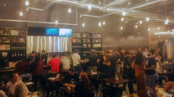 This is a photo of Brew Revolution. Get a $2 craft beer here with Craft Beer Passport app.