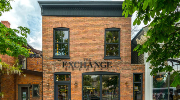 This is a photo of The Exchange Brewery. Get a $2 craft beer here with Craft Beer Passport app.