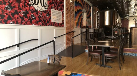 This is a photo of Heritage Brew Co. Get a $2 craft beer here with Craft Beer Passport app.